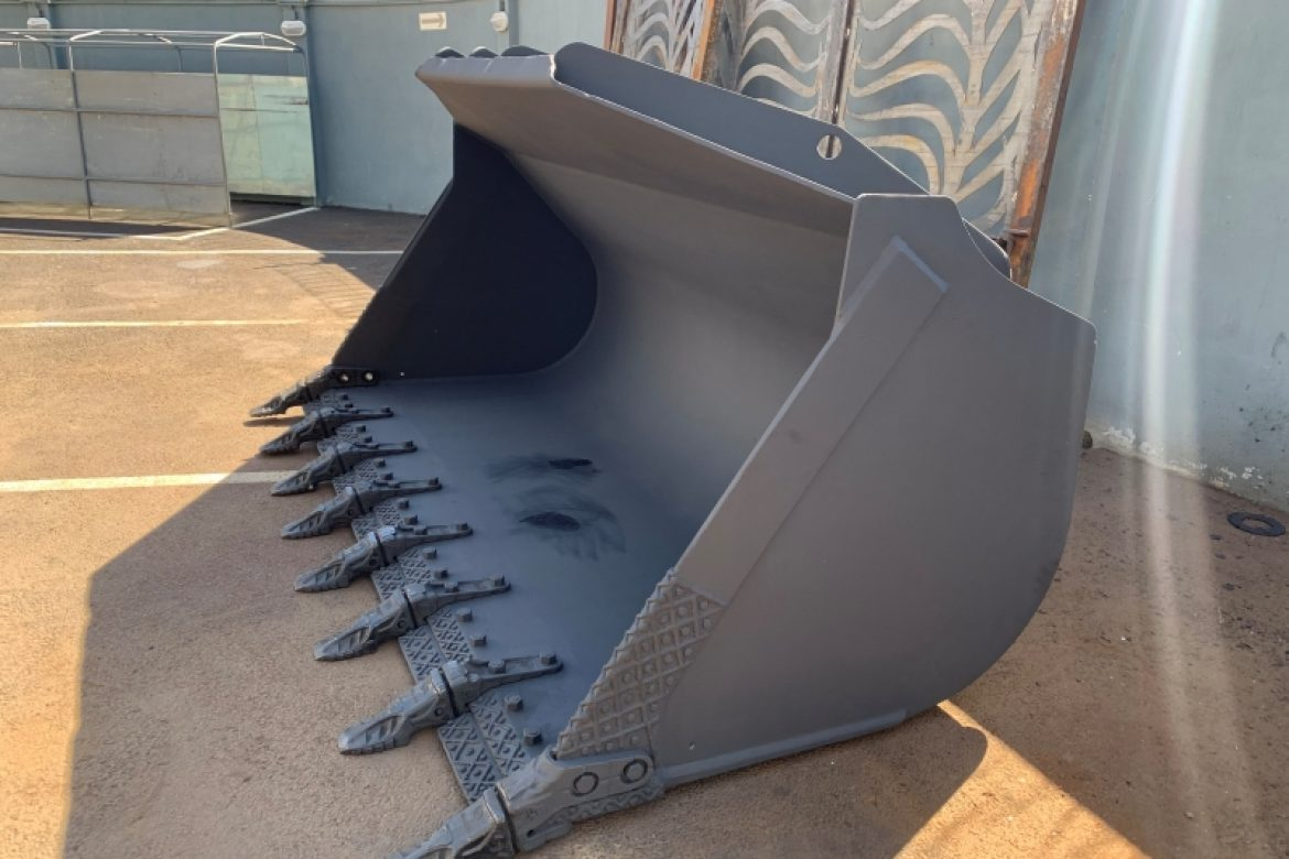 Excavator Bucket for MECOM Ltd
