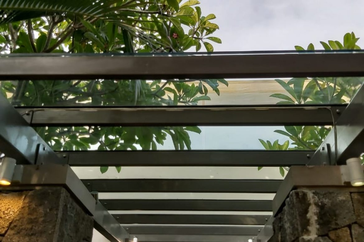 Pergola for Anahita Resort